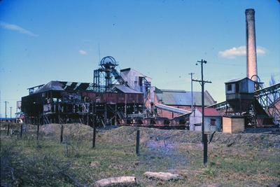 Aberdare Shaft Colliery  Barry Howard Collection