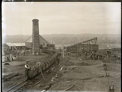 Co-operative Colliery, Wallsend, NSW, [12] June 1897
