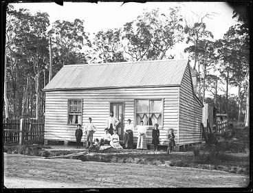 Hilton's house, Young Wallsend (Current day Edgeworth), NSW [n.d.]