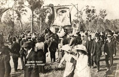 Hospital Procession, Kurri Kurri