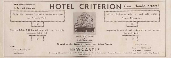 Hotel Criterion