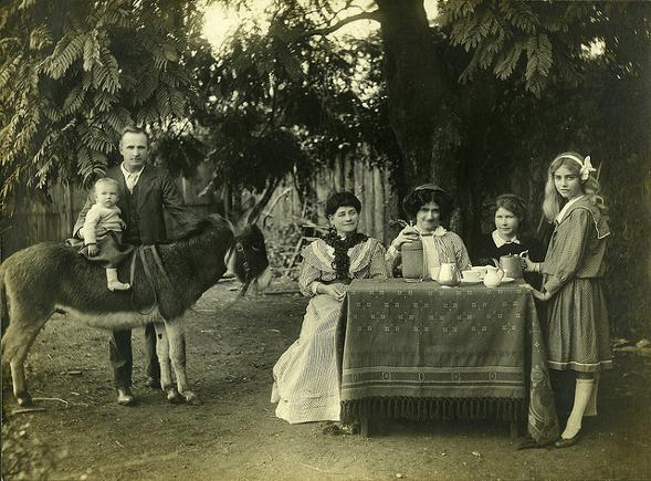 Morrison Family, Singleton NSW c.1900