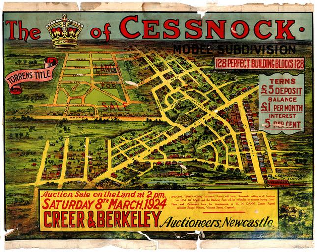 Cessnock, 8th March 1924