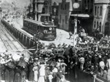 Funeral procession for victims of the Stockton Colliery disaster, Scott