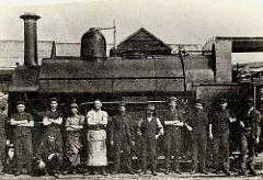 A.A. Coal Co. Locomotive, Newcastle, NSW, Australia [c.1900's]